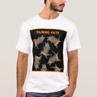 It's Raining Cats! T-Shirt