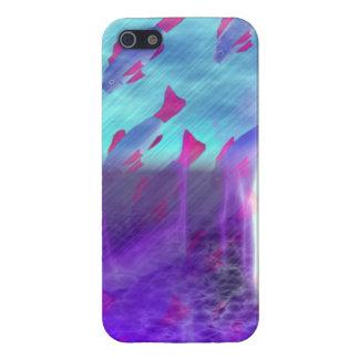 It's Raining Fish Case For iPhone SE/5/5s