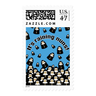 It's Raining Nuns Postage
