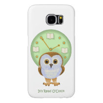 It's read o'clock samsung galaxy s6 case