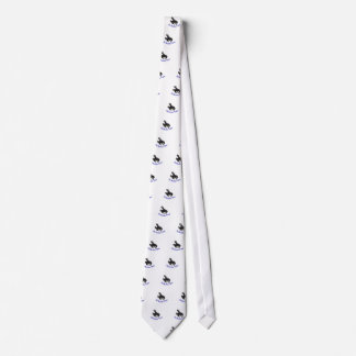Its Rodeo Time Neck Tie