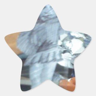 its sewy girl star sticker