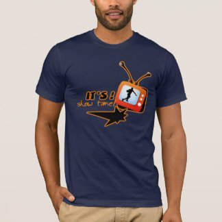 """""""IT'S! SHOW TIME"""" BASKETBALL T-SHIRT"""