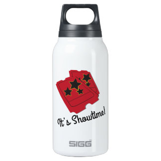 Its Showtime 10 Oz Insulated SIGG Thermos Water Bottle