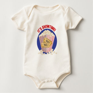 Its Showtime Baby Bodysuit