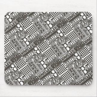 It's Showtime Pattern Mouse Pads