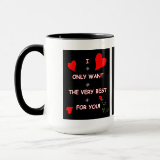 IT'S SIMPLE, I LOVE YOU MUG