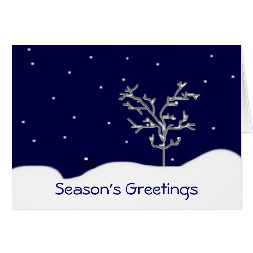 It's Snowing... Greeting Cards
