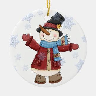 It's Snowtime Ornament