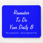 It's so easy to do.... mousepad