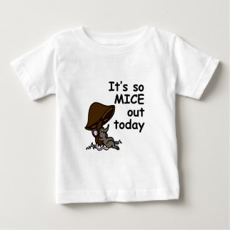 It's So Mice Out Today Tee Shirt