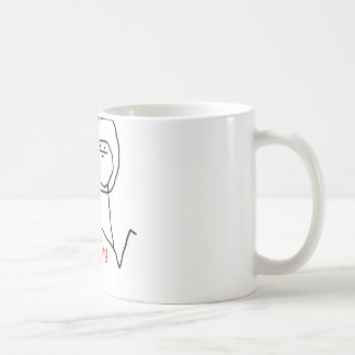 It's something - meme coffee mug