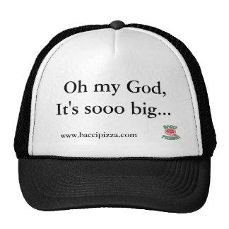 It's sooo big! hat