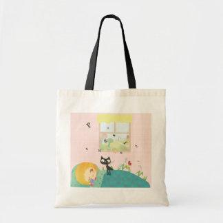It's spring! tote bag
