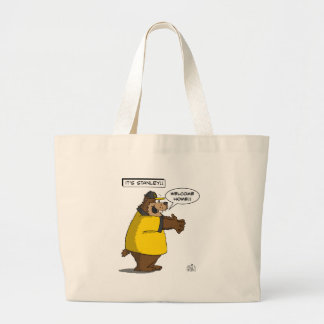 IT'S STANLEY !!!! TOTE BAGS