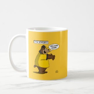 It's Stanley !! mug