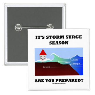 It's Storm Surge Season Are You Prepared? Button