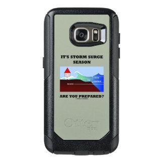 It's Storm Surge Season Are You Prepared? OtterBox Samsung Galaxy S7 Case