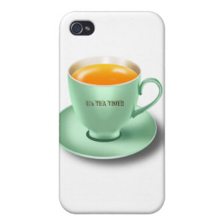 It's Tea Time Collection iPhone 4/4S Case