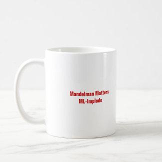 It's the Banks, Betch!, Mandelman MattersML-Imp... Coffee Mug