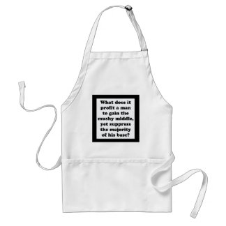 It's The Base, Sir! Adult Apron