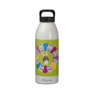 It's the Easter Basset! Reusable Water Bottle