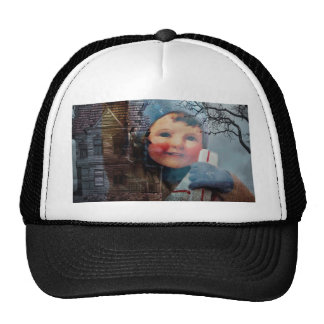 ITS THE HEART THAT MAKES A HOUSE A HOME.jpg Trucker Hat