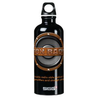It's the IronRadio sports bottle! Water Bottle