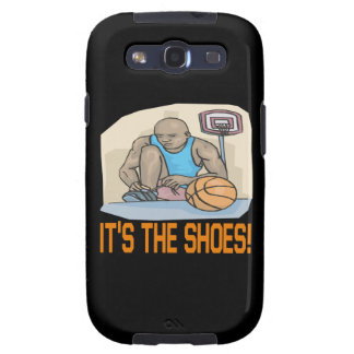 Its The Shoes Samsung Galaxy S3 Cases