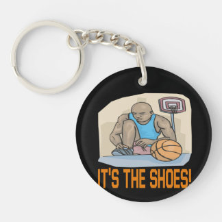 Its The Shoes Keychain