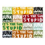 It's The Sun, Stupid Postcard