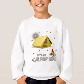 Its the weekend-lets go camping-3.png sweatshirt