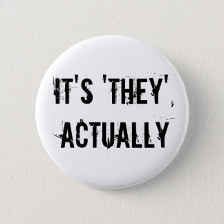 Its they actually pinback button