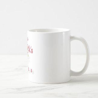 It's This Chick's 1st Christmas Coffee Mug