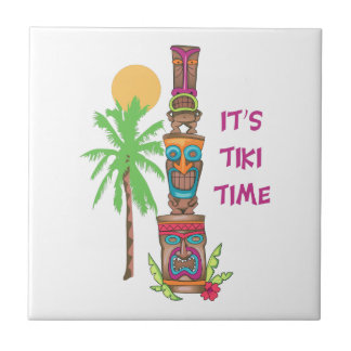 ITS TIKI TIME TILE