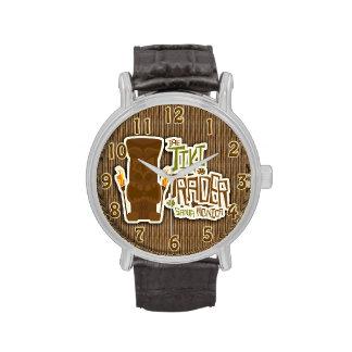 It's Tiki Trader Time Watch