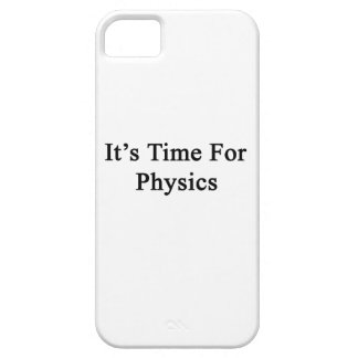 It's Time For Physics iPhone 5 Case
