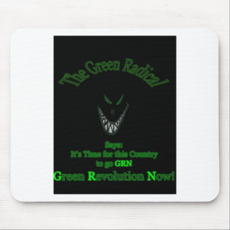 it's Time for Renewable Energy! Mouse Pad