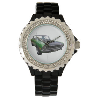 It's time for the motor heads men's watch