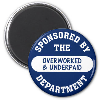 It's time the overworked & underpaid got raises magnet