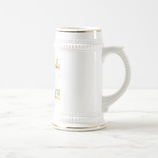 It's Time To Celebrate!! Beer Stein
