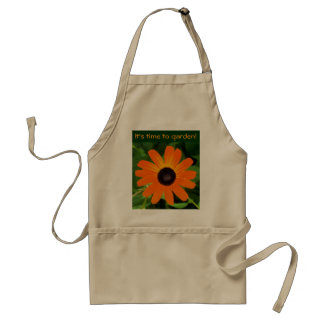 It's time to garden! apron
