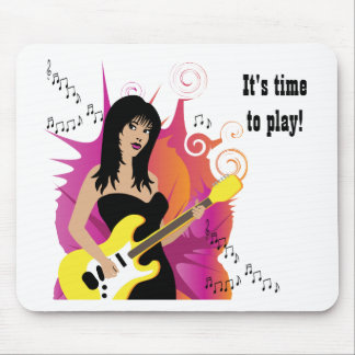 It's time to play! mouse pads