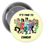 its time to to conga pin
