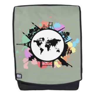 It's travel time backpack