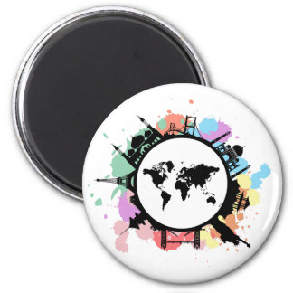It's travel time magnet