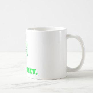 It's Tricky Classic White Coffee Mug