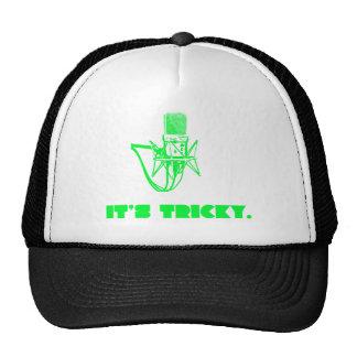 It's Tricky Trucker Hat