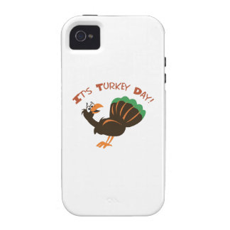 ITS TURKEY DAY iPhone 4/4S CASE