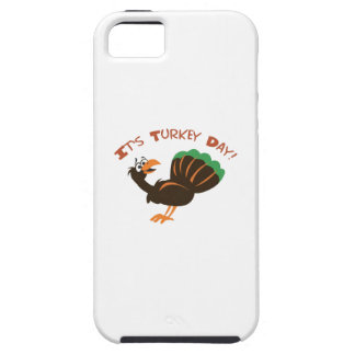 ITS TURKEY DAY iPhone 5 COVER